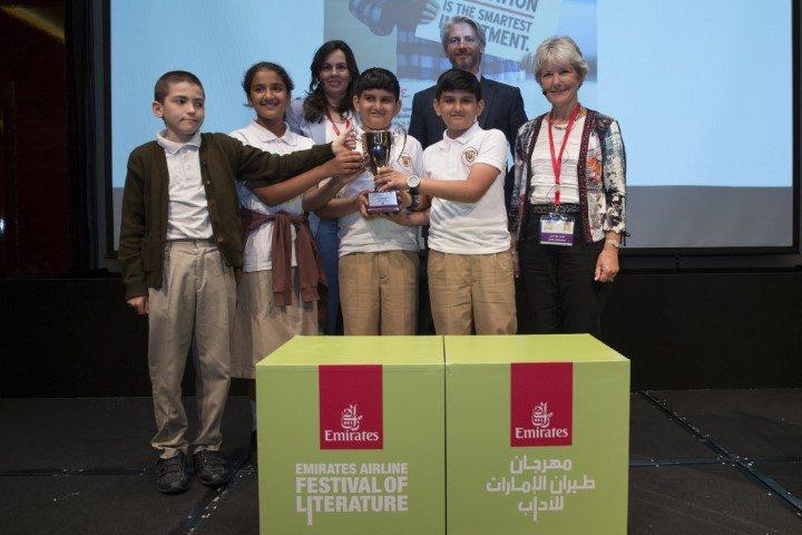 Wesgreen-International-School-EAFOL15-Chevron-Readers-Cup-English-Primary-Winners
