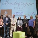 Winners of the Montegrappa First Fiction competition 2014