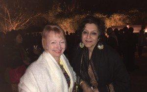 Yvette and Meera Syal