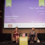 Christina Lamb at the Emirates Airline Festival of Literature